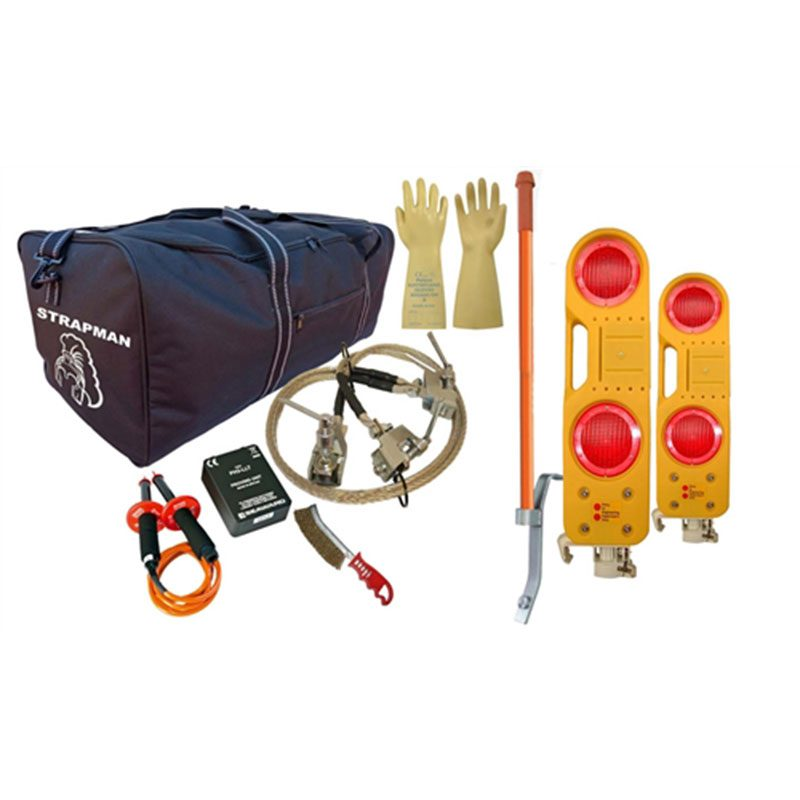 Safety Critical Strapping Kit