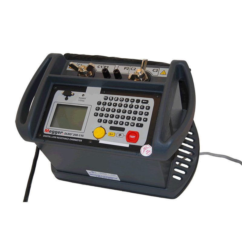 Test Equipment for Rail Ohmmeters