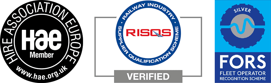 Our Accreditations - HAE, RISQS, FORS