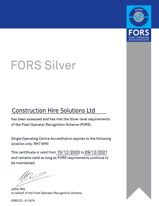Silver Fors Logo